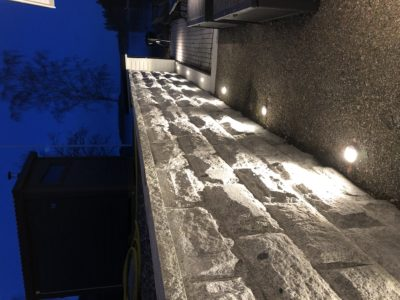 Mur och trappa Tyresö Grund& Mark