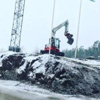 Tyresö Grund & Mark Betong Vägar
