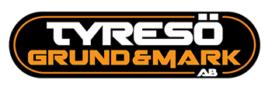 Tyresö Mark & Grund Logo